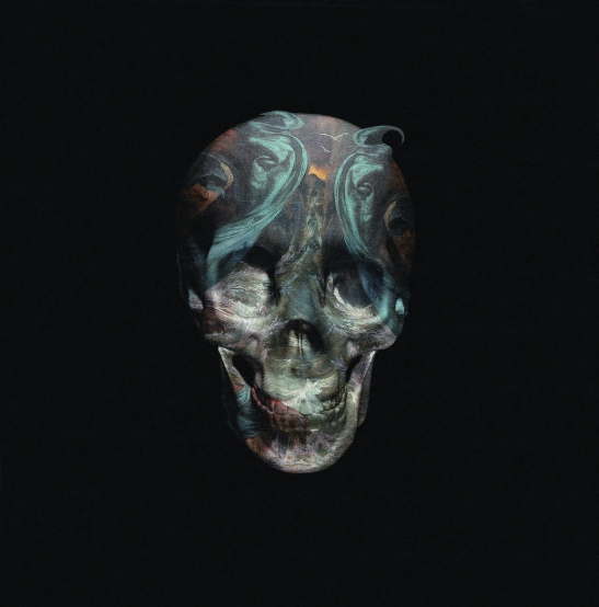 magnus gjoen- Between the Devil and the Deep Blue Sea, 50 x50