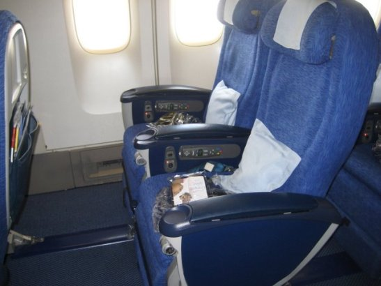 British Airways Premium Economony