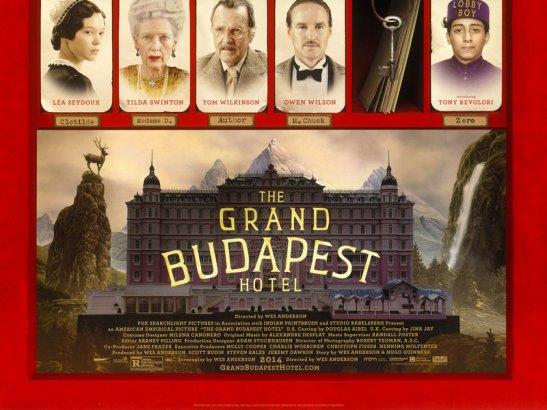 The Grand Budapest Hotel 2