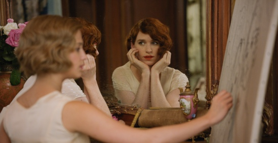 Eddie Redmayne as Lili