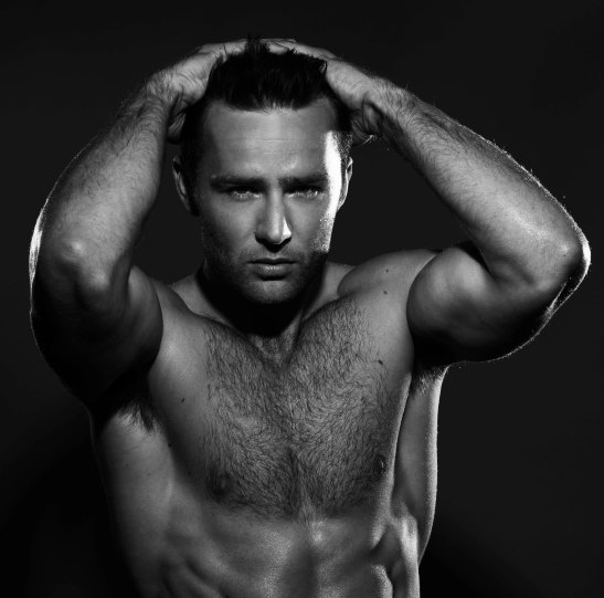Harry Judd teams up with NOW TV to launch 'Eau De Walker' fragrance ahead of Season 6 of The Walking Dead on 12th October